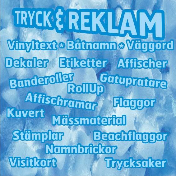 Tryck & Reklam