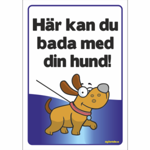 hundskylt