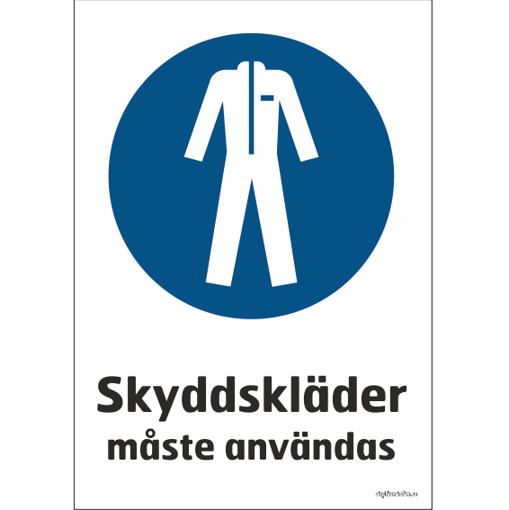 skyddsoverall