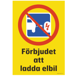 elbilsförbud