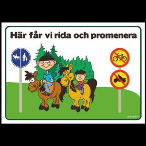 hästar ryttare